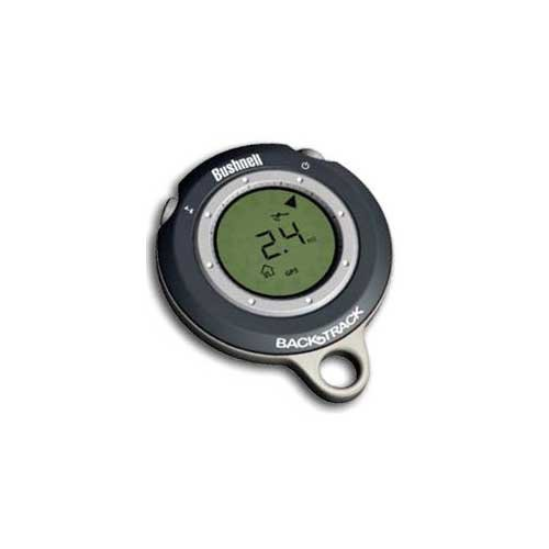 Bushnell Gps Backtrack Personal Locator International Version In Meters Tech Gray