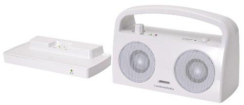 【Amazonの商品情報へ】audio-technica ワイヤレスステレオスピーカーシステム(はっきり音機能付き) AT-SP770TV