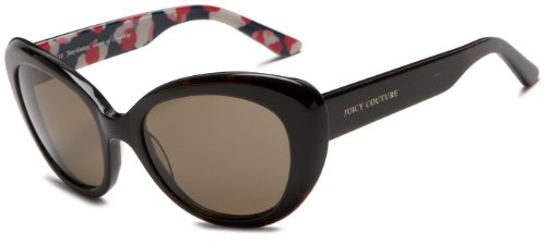 Juicy Couture Womens Enduring Cat Eye Sunglasses