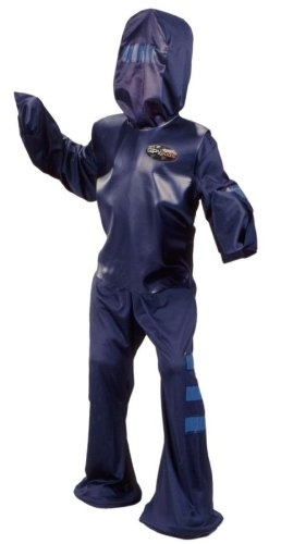 Costumes For All Occasions FW8781LG Spy Kids Ninja Complete Lrg