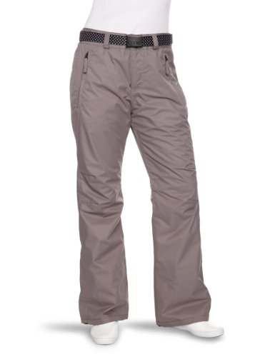 O'Neill Escape Star Relaxed Women's Trousers Charcoal Grey X-Large