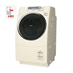 サンヨー 9.0kg ドラム式洗濯乾燥機【右開き】シャンパンベージュSANYO AQUA AWD-AQ4500-R-C