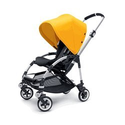 Bugaboo Bee Stroller and Canopy – Yellow