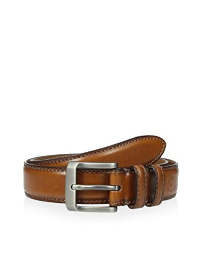 Maker & Company Men's Matte Gunmetal Buckle Belt
