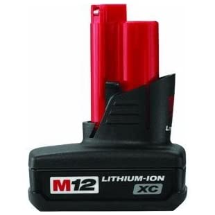 Milwaukee 48-11-2402 M12 Xc Battery Pack