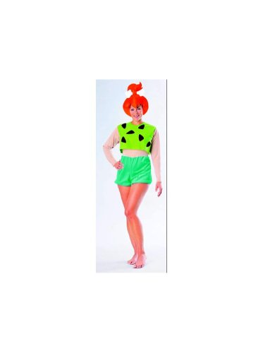 Pebbles Adult Costume