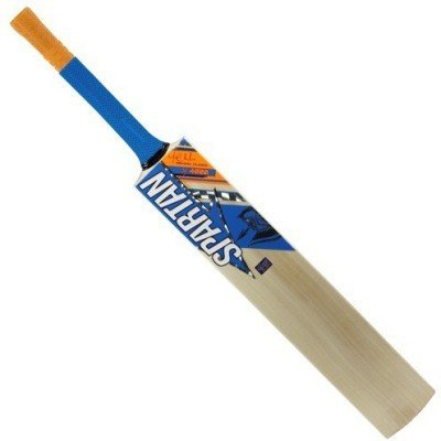 Spartan Mc-4000 English Willow Cricket Bat, Short Handle(BELCO612)