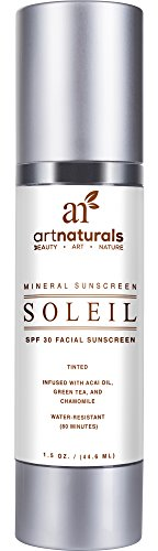 Art-Naturals-Facial-Sunscreen-SPF-30-Tinted-Moisturizer-Anti-Aging-Cream-15-oz-Water-Resistant-80-Minutes-Made-with-the-best-Natural-Organic-Ingredients-In-the-USA-For-all-Skin-Types