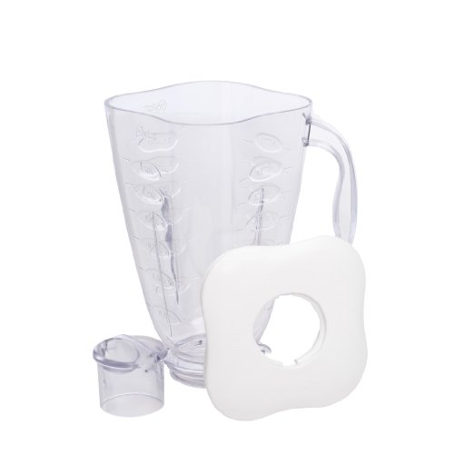 Oster 4917 6-Cup Plastic Square Accessory Jar (Square Blender compare prices)