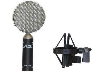 Audio2000S Arm1102 Professional Ribbon Microphone