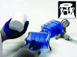 Frigimat® Cub Dry Ice Maker