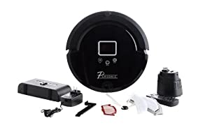 PURSONIC ELITE 600 MULTIFUNCTION ROBOT VACUUM