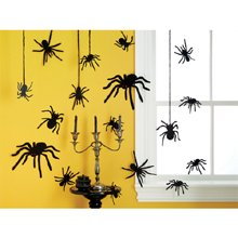 Martha Stewart Crafts Halloween Spider Silhouette with Gem Eye