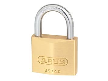 ABUS ABU10060SC 100//60 60 mm Moraillon et Staple brevetés