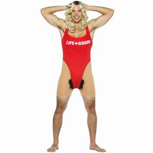 Novelty Anita Waxin Adults Costume One Size