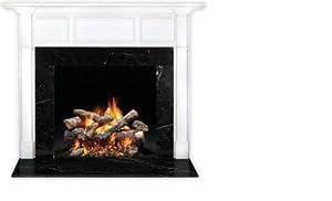 Amazon.com: Fireside Belair Wood Mantel: Home & Kitchen
