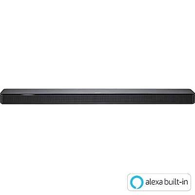 Bose Soundbar 500 ワイヤレスサウンドバー Amazon Alexa搭載 Wi-fibluetooth対応 ストリーミング 自動音場補正 Hdmi Arc対応 8つのマイク