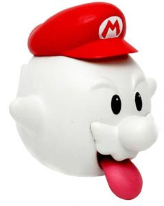 Picture of Popco Super Mario Brothers Boo Ghost 3 Inch Figure (B0058EVLL0) (Popco Action Figures)
