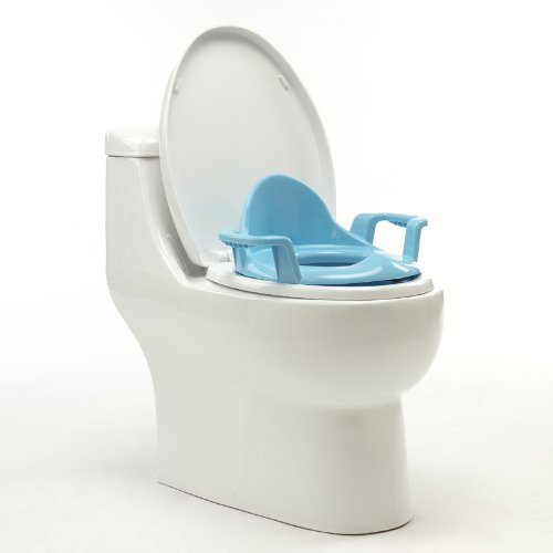 Kidsmile Boys & Girls Children Kid Baby Potty Training Urinal Toilet Chair Blue
