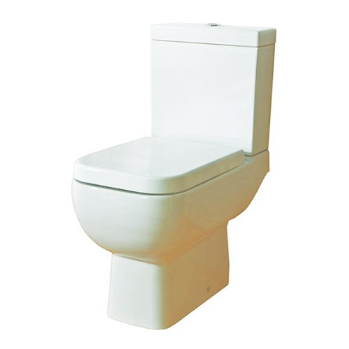 Rak 600 series most space saving toilet in the market