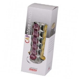 Dolce Gusto Capsule Holder from Tavola Swiss. Holds up to 24 Capsules in Contemporary Design