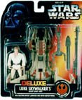 Star Wars-Luke Skywalker Deluxe - Desert Sport Skiff