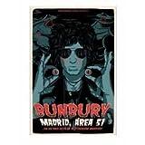 Bunbury - Madrid, Area 51 ... En Un Solo Acto De Destruccion Masiva (Multiregion Blu Ray)