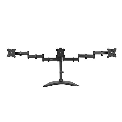vonhaus-fully-adjustable-triple-three-arm-lcd-led-monitor-desk-mount-bracket-stand-for-13-27-screens