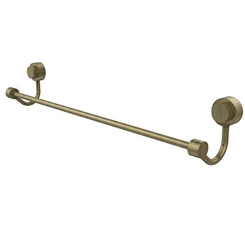 Allied Brass 421/30-ABR 30-Inch Towel Bar, Antique Brass wall mounted antique brass bathroom towel shelf single towel bar rack towel holder solid brass towel hanger