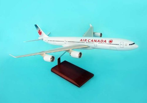 Daron Worldwide Trading G14710 A340-500 Air Canada N/C 1/100 AIRCRAFT (A340 Air Canada compare prices)