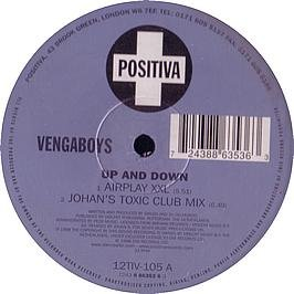 Vengaboys - Up & Down (CdM) - Zortam Music