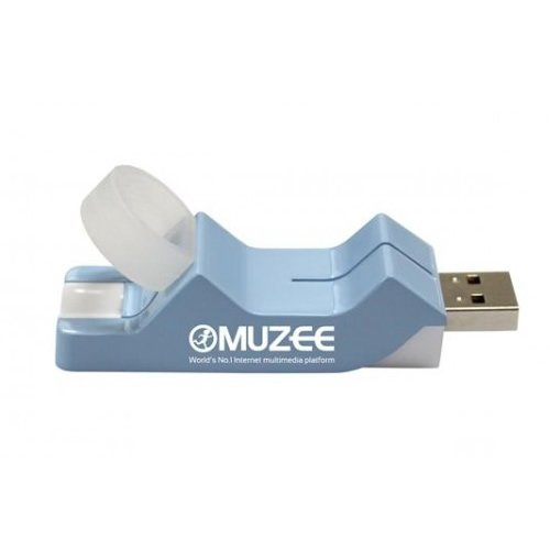 世界中のネット放送が視聴可能に MUZEE【インターネット動画USB受信機】World Media Link(WML-001)