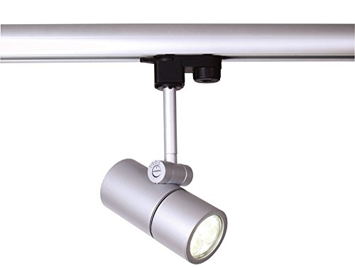 Deko-Light Schienensystem 3-Phasen 230 V, Sprazza, 220-240 V AC/50-60 Hz, 9 W 003446