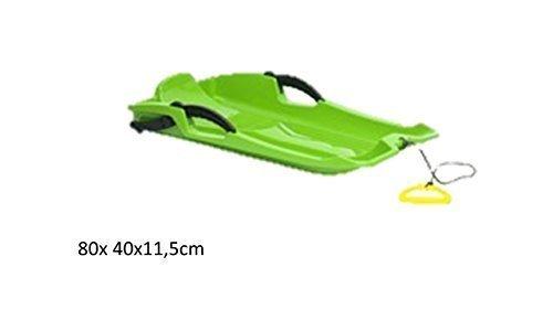 Luge-en-plastique-80-x-40-x-115-cm-couleur-vert