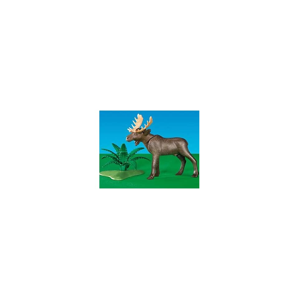 Playmobil Moose On Popscreen