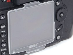 JJC LN-90 LCD Cover for Nikon Replaces
