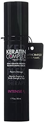 Coppola Keratin Complex Repair Therapy, Iionic Intense Rx, 1.7 Fluid Ounce