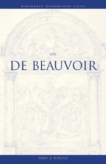On De Beauvoir (Wadsworth Philosophers Series)