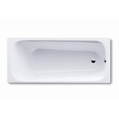Dyna Set 63&#8243; x 27.5&#8243; Bath Tub in White