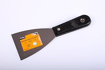 CLK-SSS-4 Stainless Steel Scraper (4 Inch)