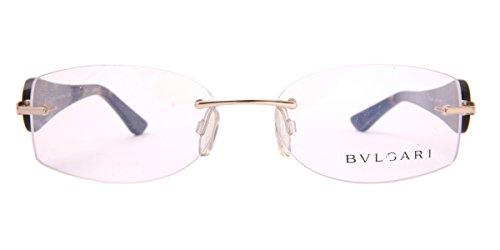 Bvlgari Round Sunglasses (Gold) (BV211GL54)