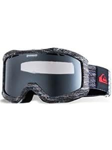 Quiksilver Men's Fenom Art Mirror Goggle - Haze Grey, One Size