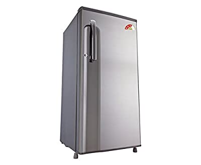 LG GL-B191KPZQ.APZZEBN Direct-cool Single-door Refrigerator (188 Ltrs, 3 Star Rating, Shinny Steel)