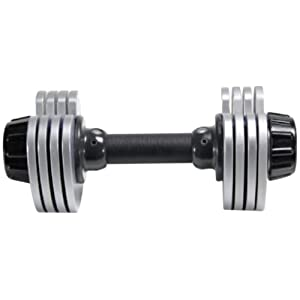Stamina Versa-bell ii 50 lb. Adjustable Dumbbell