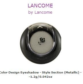 LANCOME by Lancome Color Design Eyeshadow - Style Section (Metallic) --1.2g/0.042oz