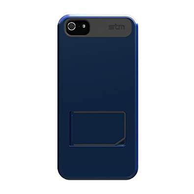 STM Arvo Case for iPhone 5/5S - Retail Packaging - Blue
