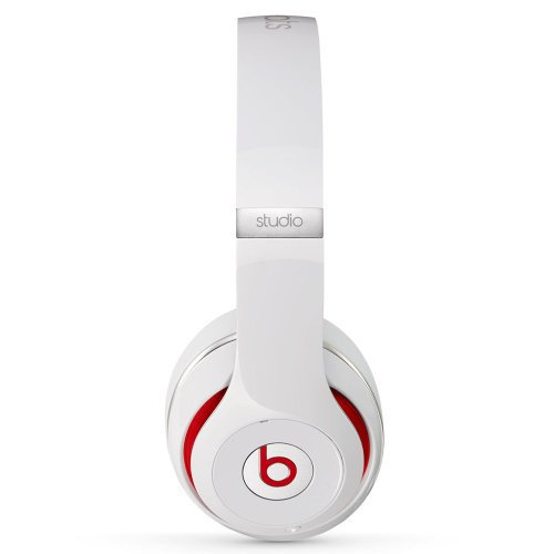 White Beats Studio Headphones (New)
