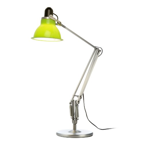 Anglepoise Type 1228 Desk Lamp, Lime Green