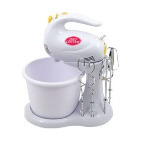 2-in-1 Stand Mixer & Blender