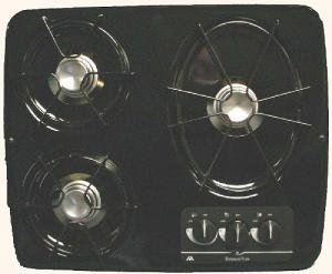 Gas Stove Top Burner front-5601